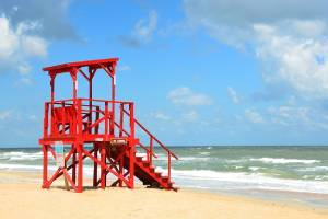 precaucion playa