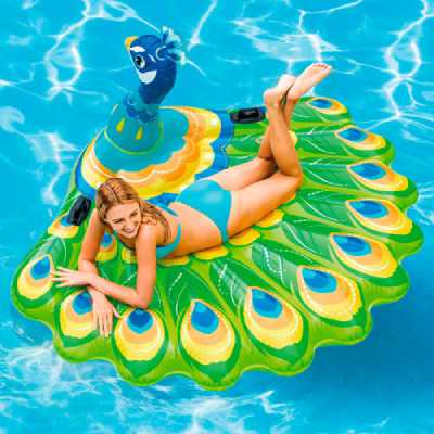 comprar flotadr inflable pavo real (1)