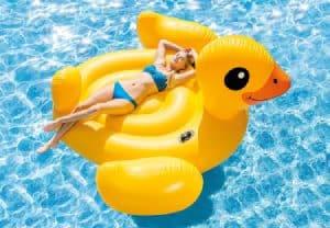 flotador adulto pato