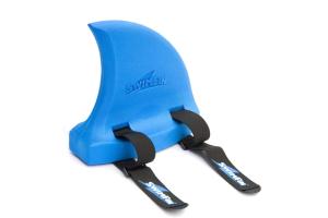 flotador aleta de tiburon