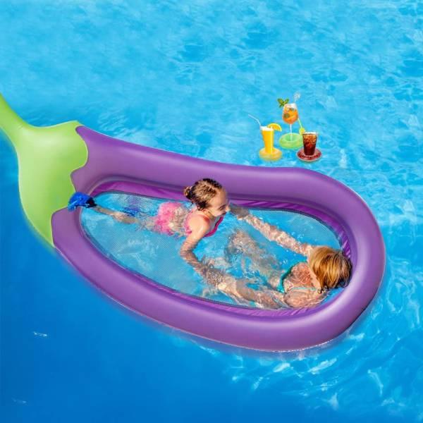 berenjena flotador